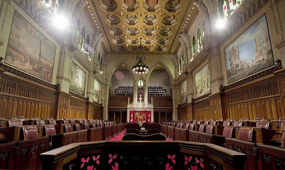 The Senate's final vote on the Cannabis Act is scheduled for no later than Thursday, June 7. (Canadian Press/Adrian Wyld) (CP)